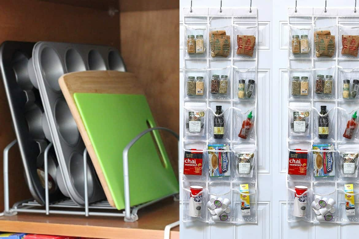 20 Brilliant Ways to Organize Your Kitchen Like a Pro ...