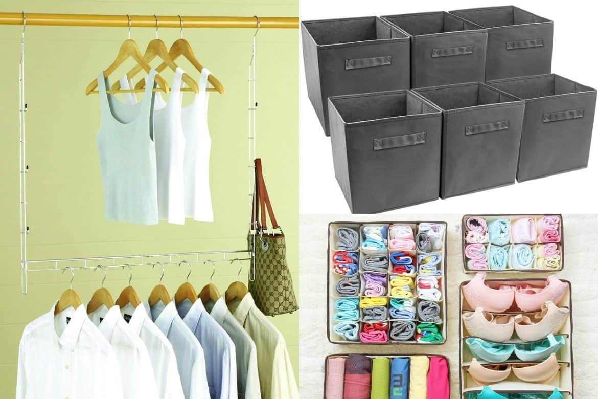 Genius home organization ideas from amazon under 20 for Genius ideas for home