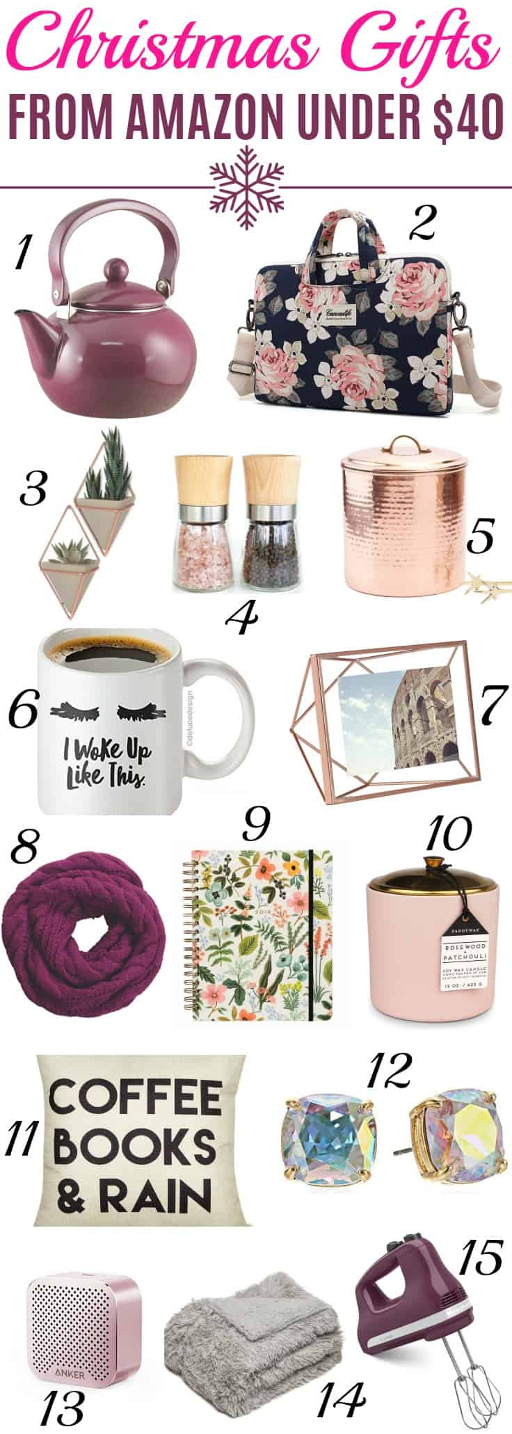 Best Christmas Gift Ideas For Women Under 40 Savvy Honey