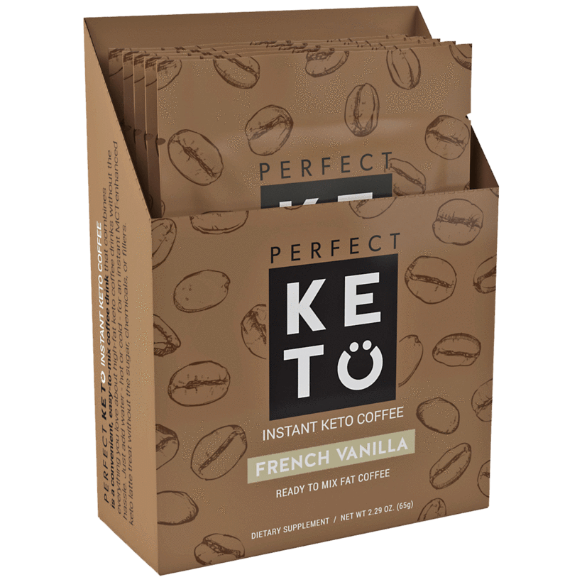 Keto Coffee Snack Idea