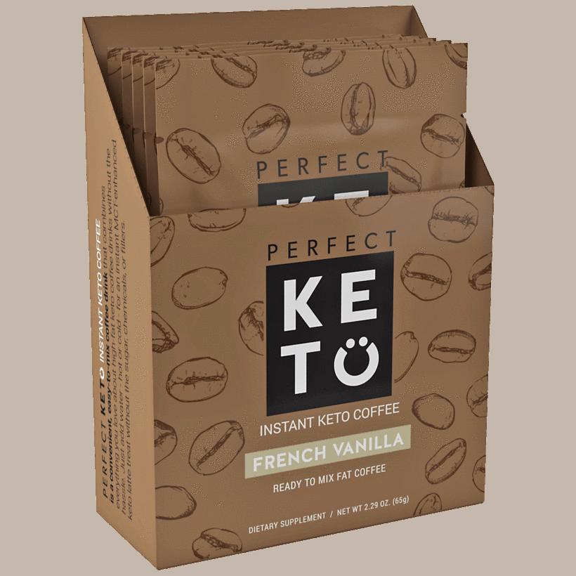 Keto Coffee Snack Idea