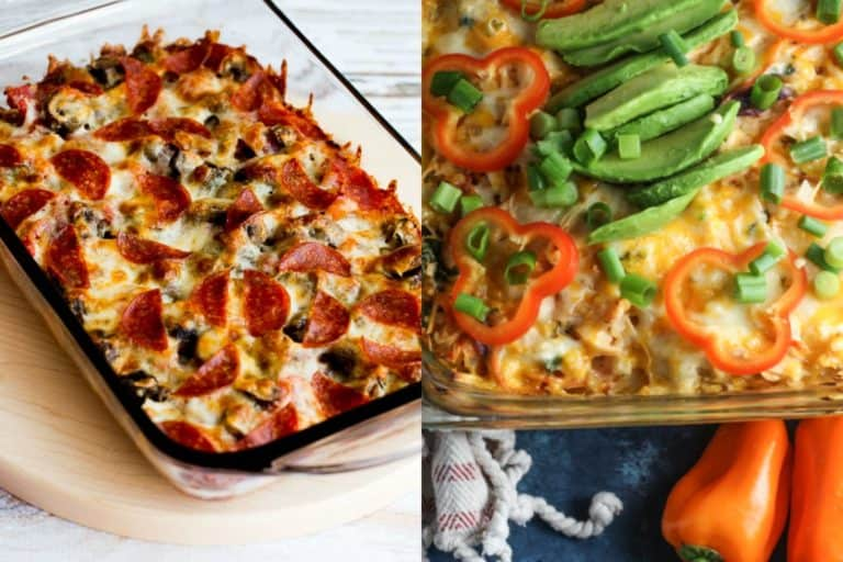 40 Easy Keto Casserole Recipes For Weight Loss