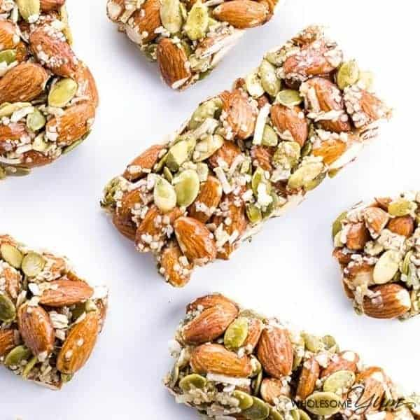 homemade granola bars 20 keto snacks that ll help you lose weight savvy honey 30503