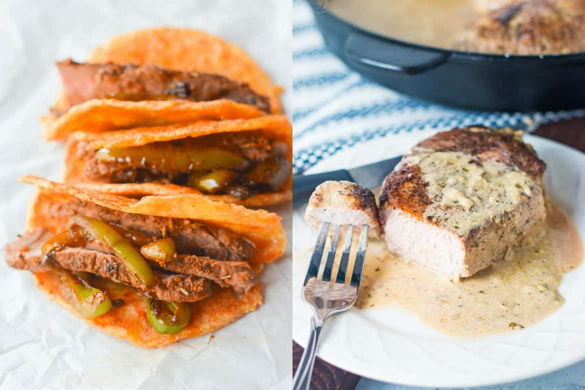 20 Easy Keto Dinner Recipes For Your Low Carb Diet