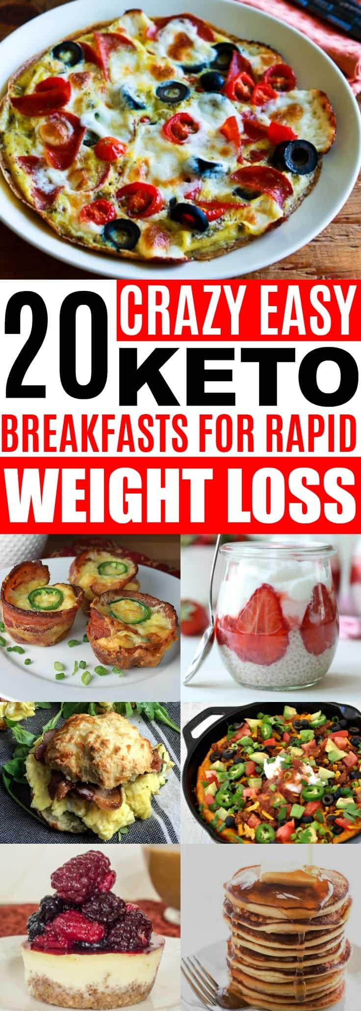 Keto Breakfast Recipes, Ketogenic Recipes