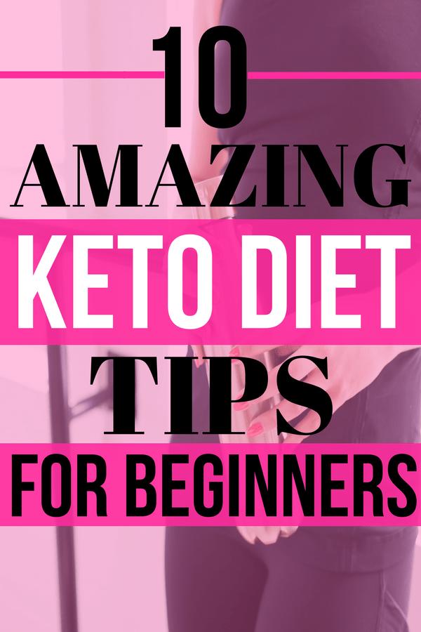 The BEST keto diet tips for beginners!  Ketogenic diet tips to help you out on your ketogenic diet!!  #keto #ketogenicdiet #ketogenic #lowcarb #weightloss