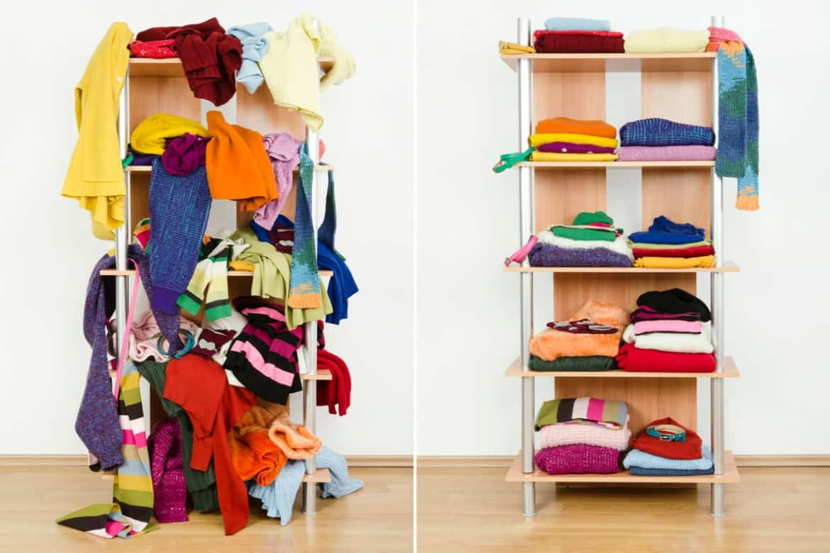 How To Fix Common Organizing Mistakes To Declutter Your Home - Organization