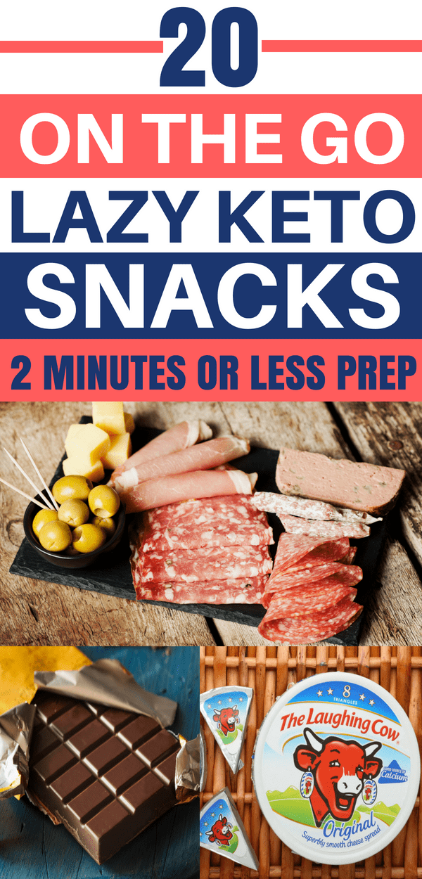 These on the go keto snack ideas are so EASY!  Low carb snacks for your ketogenic diet.   #keto #ketogenicdiet #ketodiet #ketorecipes #lowcarb #lowcarbdiet #healthysnacks #lchf