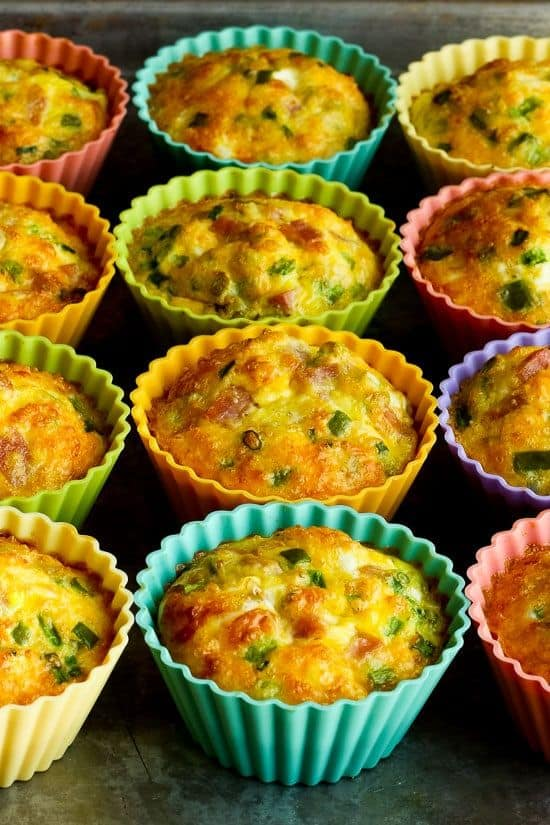10 Keto Breakfast Egg Muffins Easy Amp Low Carb Savvy Honey