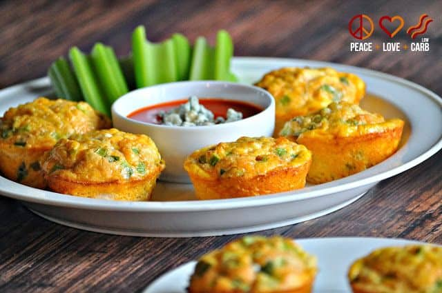 Ketogenic Breakfast Egg Muffins