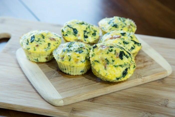 Breakfast Egg Muffins Keto
