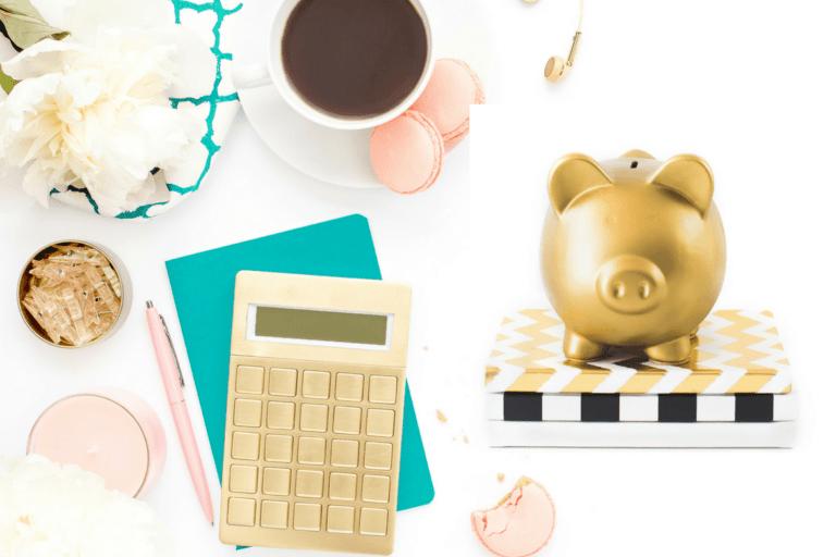 EASY Money Saving Challenge Chart – Save $500 In 30 Days!