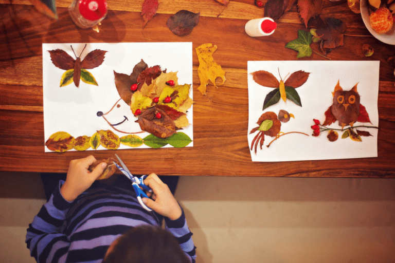 15 Super Fun Fall & Halloween Activities And Crafts For Kids