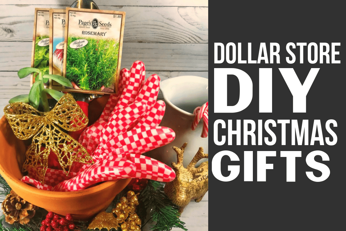 5 crazy cheap christmas gift baskets from the dollar store under 10
