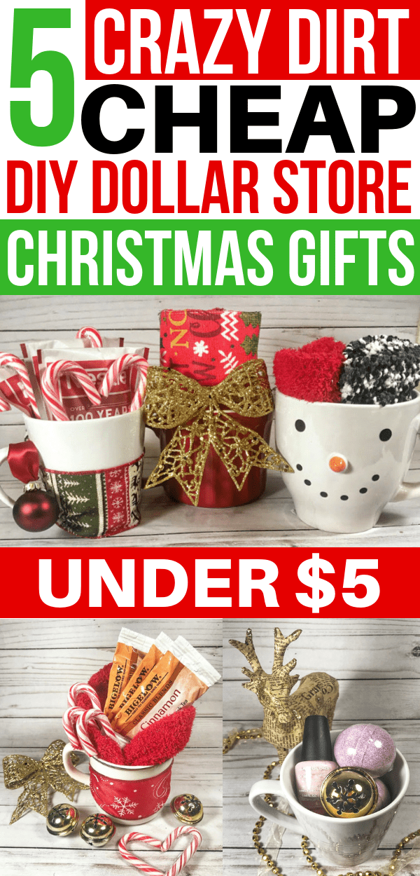 Cheap Christmas Gifts Dollar Store