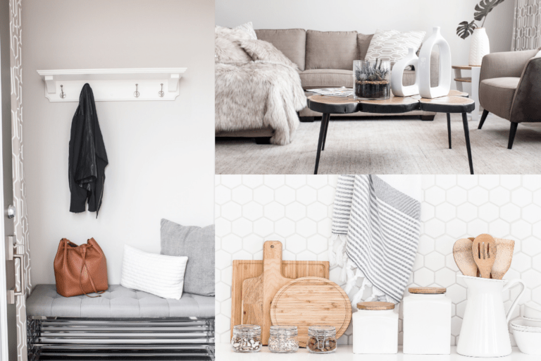 How To Stay Organized At Home & Banish Clutter Forever