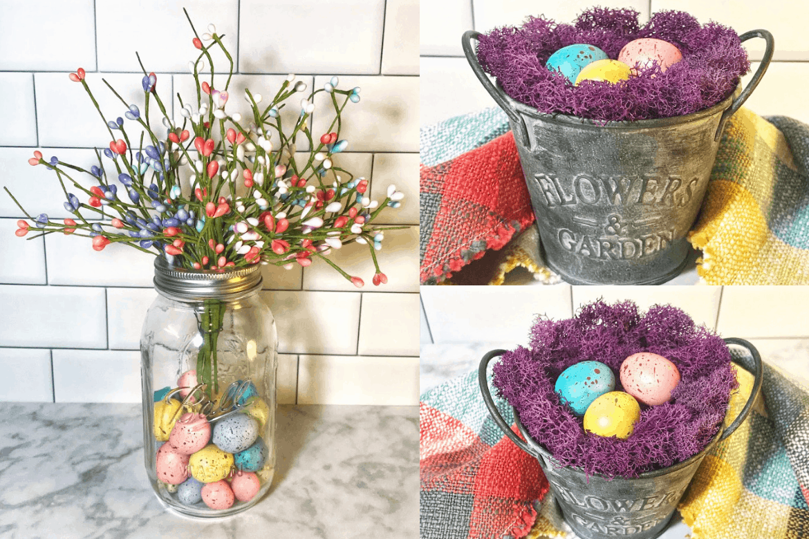 decor and design savvy decor and design ideas under 50 diy ideas for your home DIY Easter Decor Ideas