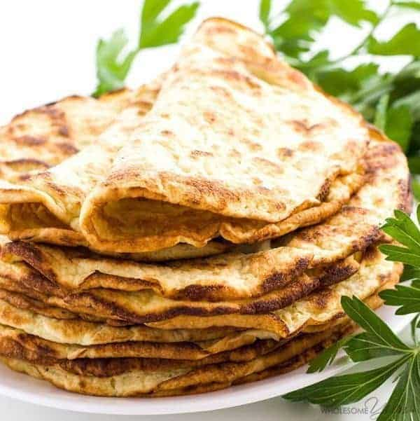 Ketogenic Tortillas