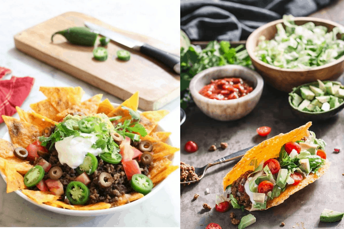 Keto Mexican Food Recipes