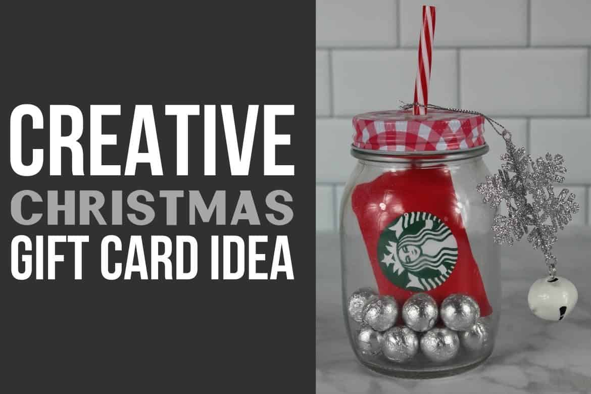 Creative Diy Christmas Gift Card Idea For The Holidays